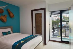 Wattana Place, Hotely  Bangkok - big - 12