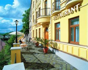 Wellness Hotel Jean De Carro (Karlovy Vary)