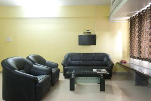 Madam Re Service Apartment - Neptune Tower - Powai, Apartments  Mumbai - big - 13