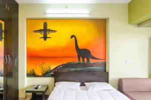 Madam Re Service Apartment - Neptune Tower - Powai, Appartamenti  Mumbai - big - 24