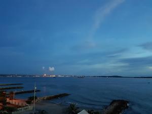 Espectaculares Vistas, Edificio Nautilus, Barrio El Laguito., Ferienwohnungen  Cartagena de Indias - big - 13