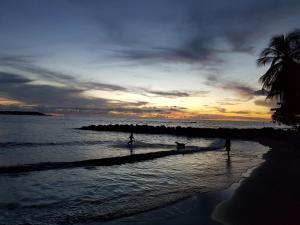 Espectaculares Vistas, Edificio Nautilus, Barrio El Laguito., Ferienwohnungen  Cartagena de Indias - big - 12