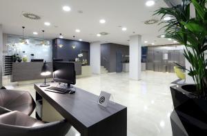 Exe Zaragoza WTC, Hotely  Zaragoza - big - 16
