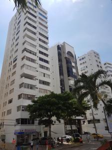 Espectaculares Vistas, Edificio Nautilus, Barrio El Laguito., Apartmány  Cartagena de Indias - big - 40
