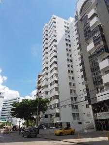 Espectaculares Vistas, Edificio Nautilus, Barrio El Laguito., Ferienwohnungen  Cartagena de Indias - big - 39