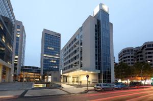 Exe Zaragoza WTC, Hotels  Saragossa - big - 12