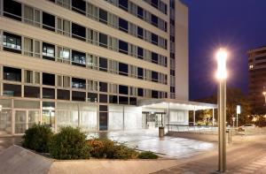 Exe Zaragoza WTC, Hotely  Zaragoza - big - 10