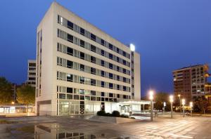 Exe Zaragoza WTC, Hotels  Saragossa - big - 11