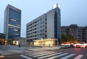 Exe Zaragoza WTC, Hotels  Saragossa - big - 9