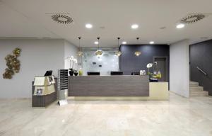 Exe Zaragoza WTC, Hotels  Saragossa - big - 26