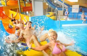 Hotel Hotel Aqualand Inn Pasohlávky Česko