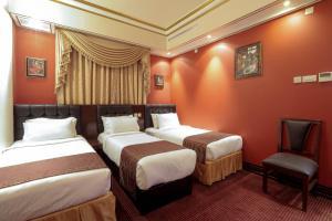 Mansour Grand Hotel, Hotely  Hafr Al Baten - big - 20