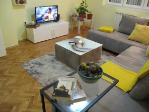 Regina's Central Street Apartment, Apartmány  Skopje - big - 17