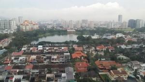 Sky M city, Appartamenti  Kuala Lumpur - big - 38