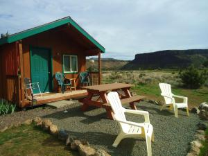 Cabins at Crooked River Ranch, Motely  Crooked River Ranch - big - 10