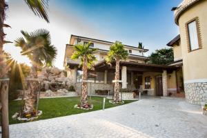 Villa Santa Caterina, Venkovské domy  Montalto Uffugo - big - 41