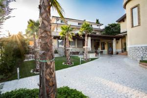 Villa Santa Caterina, Venkovské domy  Montalto Uffugo - big - 40