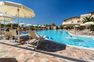 Villa Santa Caterina, Venkovské domy  Montalto Uffugo - big - 45