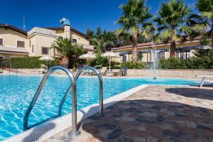 Villa Santa Caterina, Venkovské domy  Montalto Uffugo - big - 48