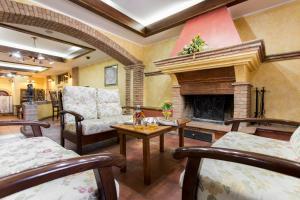 Villa Santa Caterina, Venkovské domy  Montalto Uffugo - big - 55