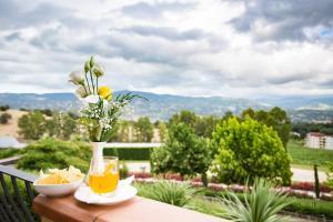 Villa Santa Caterina, Venkovské domy  Montalto Uffugo - big - 24