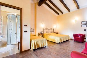 Villa Santa Caterina, Venkovské domy  Montalto Uffugo - big - 23