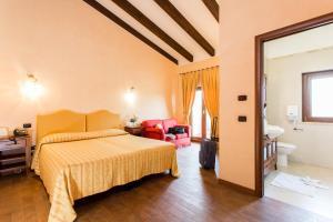 Villa Santa Caterina, Venkovské domy  Montalto Uffugo - big - 14