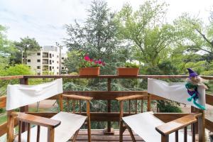 Cabañas Gonzalez, Chaty  Villa Gesell - big - 133