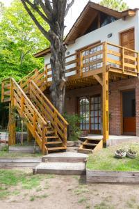 Cabañas Gonzalez, Lodge  Villa Gesell - big - 1