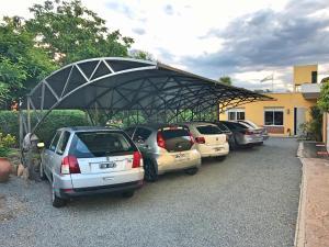 Descanso las Tres Marias, Szállodák  Villa Carlos Paz - big - 37
