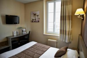 Brit Hotel Le Surcouf, Hotely  Saint Malo - big - 36