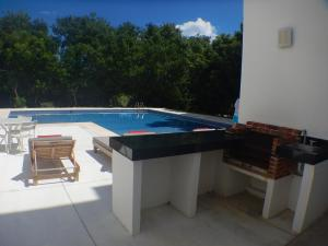 Questzal D7 Bahia Principe Sian Kaan 2BDR Penthouse, Apartmány  Akumal - big - 35