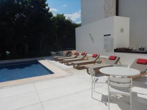 Questzal D7 Bahia Principe Sian Kaan 2BDR Penthouse, Apartmány  Akumal - big - 38