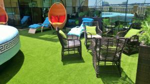 Grand Park Hotel, Hotels  Jeddah - big - 42
