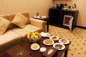 Grand Park Hotel, Szállodák  Dzsidda - big - 22