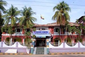 Than Lwin Hotel, Отели  Mawlamyine - big - 15