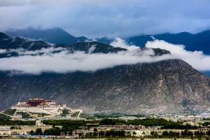 Lhasa 21 Boutique Hotel, Magánszobák  Lhásza - big - 36