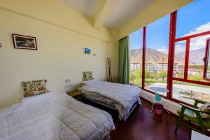 Lhasa 21 Boutique Hotel, Privatzimmer  Lhasa - big - 7