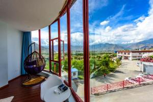 Lhasa 21 Boutique Hotel, Privatzimmer  Lhasa - big - 5