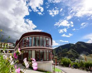 Lhasa 21 Boutique Hotel, Magánszobák  Lhásza - big - 26