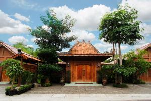 Joglo Mandapa Boutique Hotel, Szállodák  Yogyakarta - big - 36