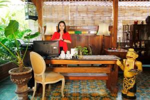 Joglo Mandapa Boutique Hotel, Szállodák  Yogyakarta - big - 34