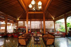 Joglo Mandapa Boutique Hotel, Szállodák  Yogyakarta - big - 32