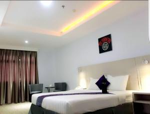Двухместный номер Делюкс с 1 кроватью или 2 отдельными кроватями