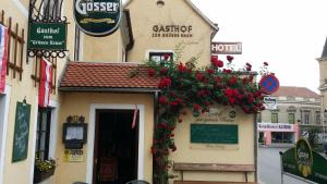 Gasthof zum grünen Baum, Hostince  Mautern - big - 30