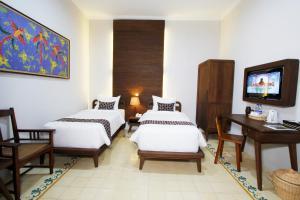 Joglo Mandapa Boutique Hotel, Szállodák  Yogyakarta - big - 7