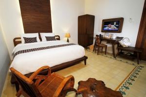 Joglo Mandapa Boutique Hotel, Szállodák  Yogyakarta - big - 5