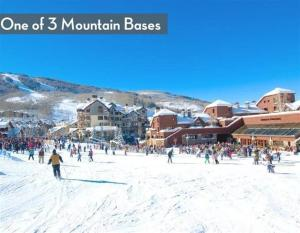 Meadows N1, Дома для отпуска  Beaver Creek - big - 18
