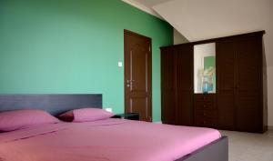 Ocean Spray, Apartments  Anse Etoile - big - 2