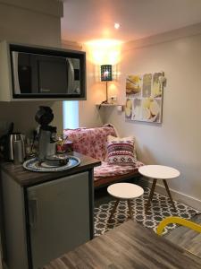 Chambre D'hôtes Chez Dom, Отели типа «постель и завтрак»  Saint-Jean-de-Maurienne - big - 1
